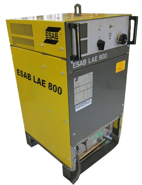 Esab Lae 800 + A2