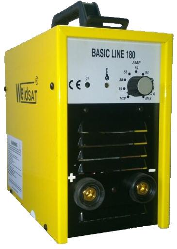 Weldsat 180 Basic Line