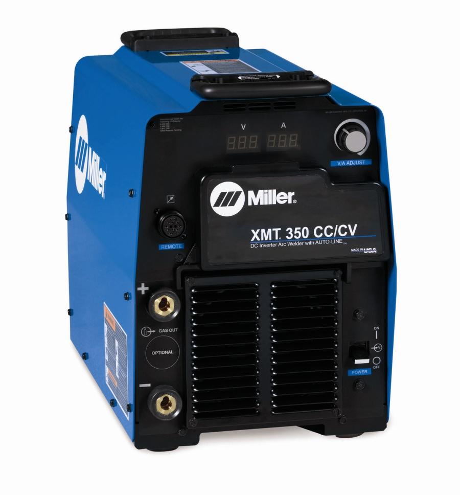 Miller XMT 350 cv/cc