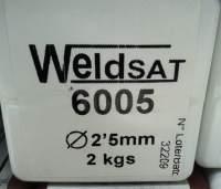 Weldsat 6005 Electrodo Al
